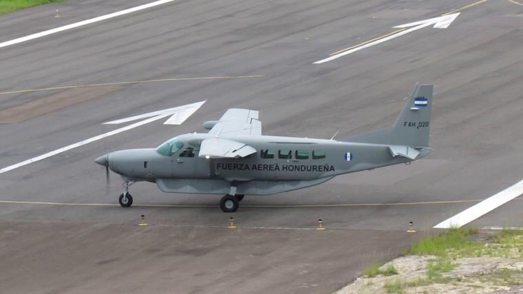 Бразилия может обменяться самолетами с Гондурасом