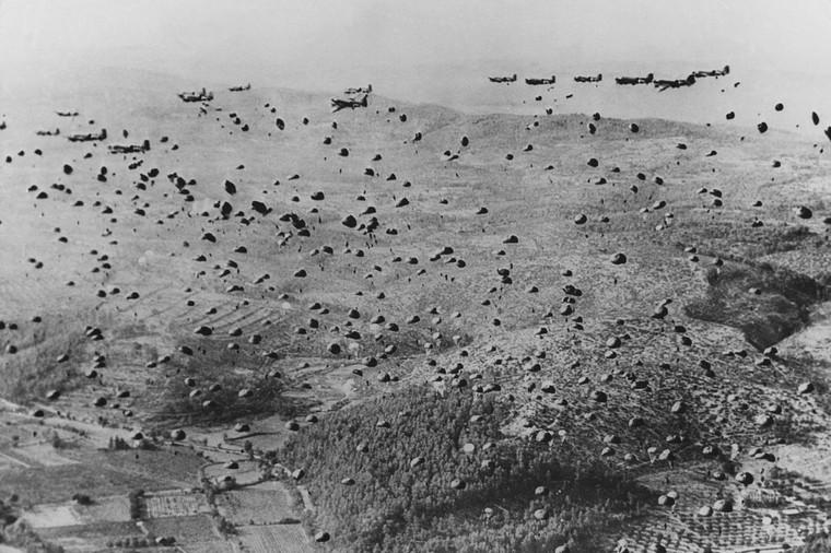 75 летие самой масштабной авиационной операции Второй мировой войны