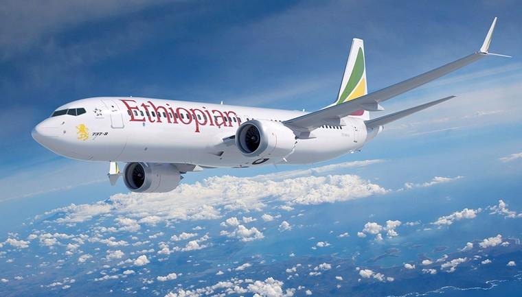 ethiopian airlines 737 max free big - Ethiopian продолжит эксплуатировать 737-800