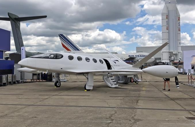 eviationalice - Региональные авиакомпании первыми могут перейти на электрические самолеты