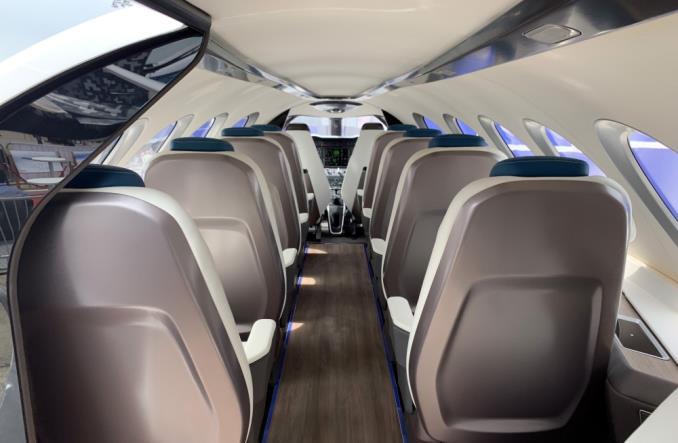 eviationalice1 - Региональные авиакомпании первыми могут перейти на электрические самолеты