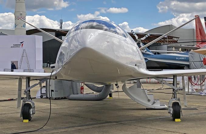 eviationalice2 - Региональные авиакомпании первыми могут перейти на электрические самолеты