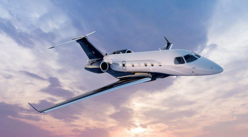 Embraer перенесет производство бизнес-джетов в Гавиан-Пейшоту