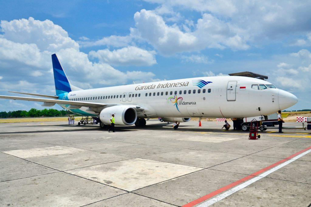 garuda 001 1024x683 - Индонезия продлит льготы по НДС на арендованные воздушные суда