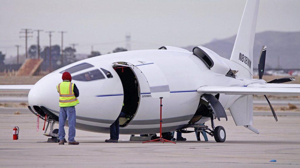 https   api.thedrive.com wp content uploads 2019 06 celera 2 1024x576 - В сети появились последние снимки таинственного делового самолета, который может взорвать рынок