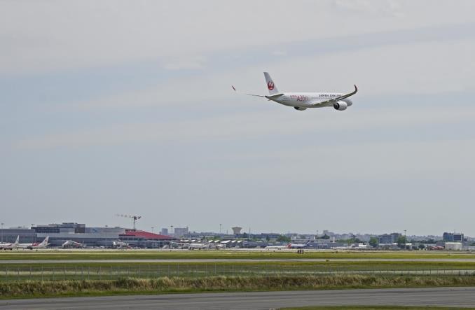 jala35025 - Первый A350-900 для Японии ломает монополию Boeing