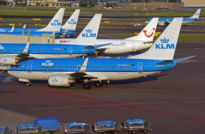 klmb737ams - KLM инвестирует в завод по производству биотоплива
