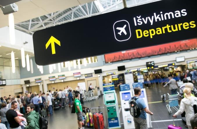 lituania - Литва планирует построить суперсовременный аэропорт