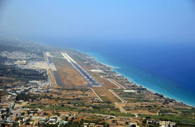 rodos - Греческие аэропорты нуждаются в срочном расширении