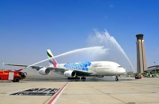 20190703121114dsc81341 - Между Дубай и Маскатом открылся самый короткий в мире рейс на самом большом авиалайнере