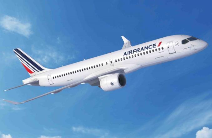 Летние планы Air France
