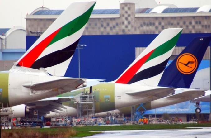AirbusA380Emirates - В крыльях А380 некоторых годов выпуска обнаружены микротрещины