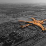 В Пекине завершено строительство второго аэропорта Daxing International