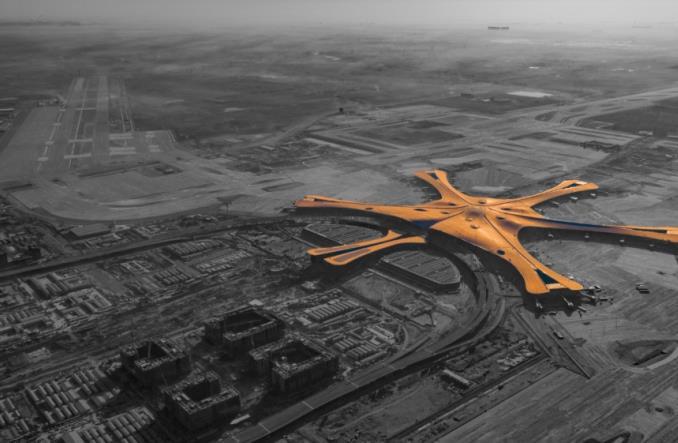 BeijingNewAirport.jpg 678 443 - В Пекине завершено строительство второго аэропорта Daxing International