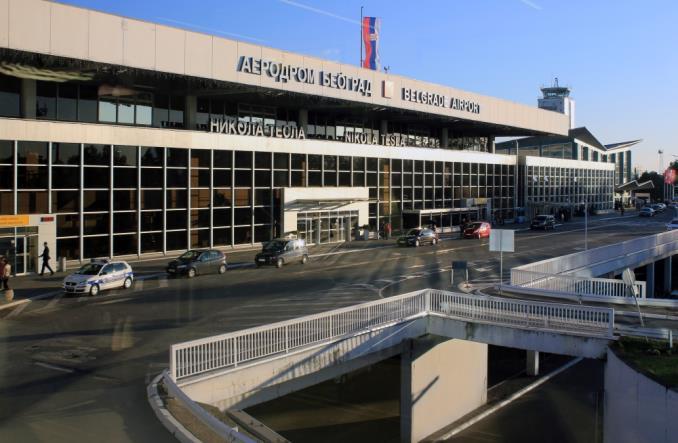 BelgradeNikolaTeslaAirpor - Vinci представила план развития аэропорта в Белграде