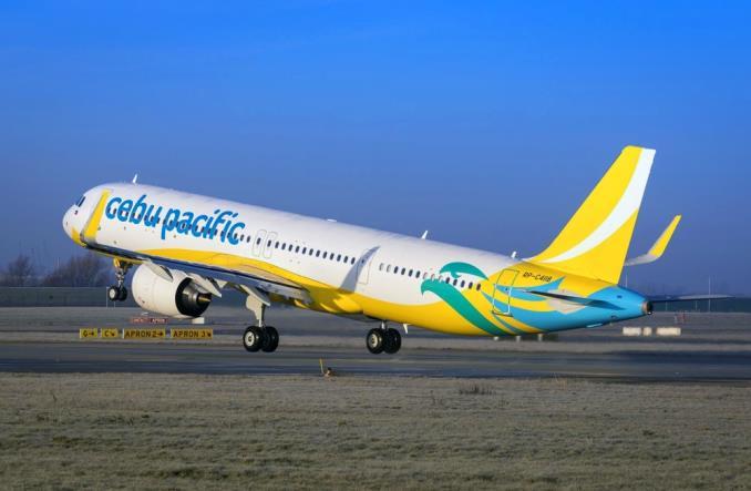 CebuPacificA321neodeliveryAirbus - У некоторых экземпляров A321neo выявлены проблемы, подобные Boeing 737 MAX