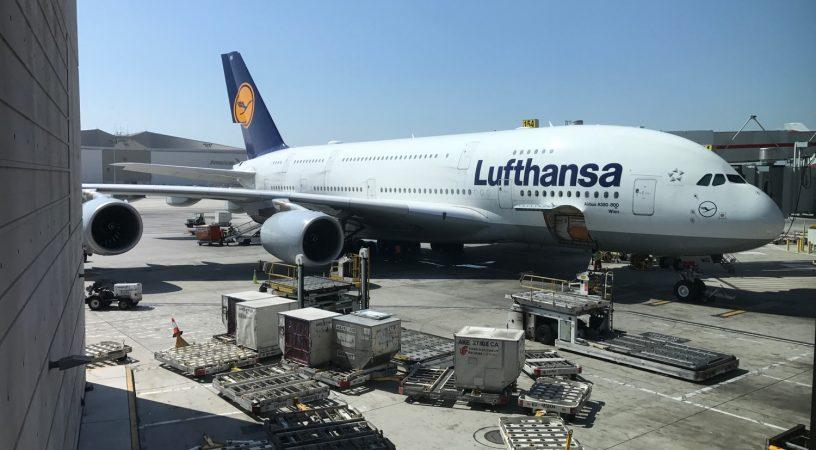 Lufthansa A380 816x450 - Lufthansa перебазирует два самолета A380 из Франкфурта в Мюнхен