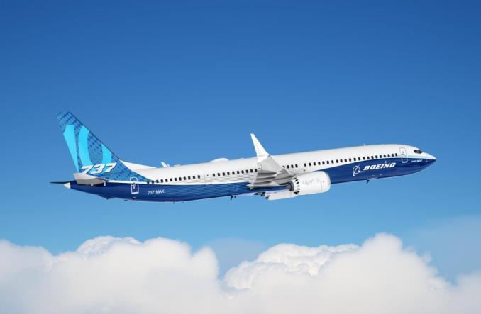 boeing737max10bluefotboeing - Руководитель программы Boeing 737 MAX подал в отставку