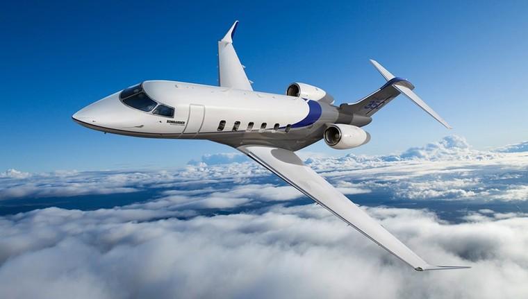 bombardier challenger 350 free big - 10 рекордов бизнес-джета Challenger 350 за один день