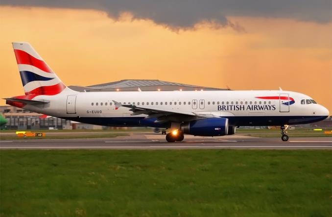 britisha320LHR - British Airways и Lufthansa приостановили рейсы в Египет