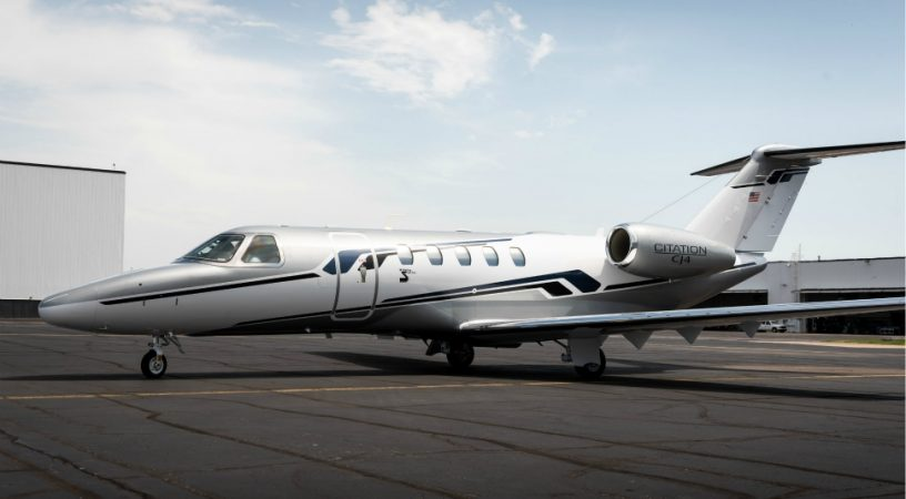 300-й Cessna Citation CJ4