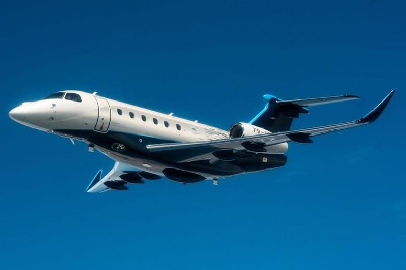EVAS теперь может устанавливаться на бизнес-джеты Embraer Praetor