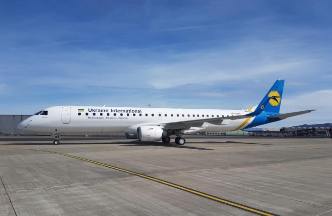 embraer195fotUIA - Результаты работы МАУ за первое полугодие