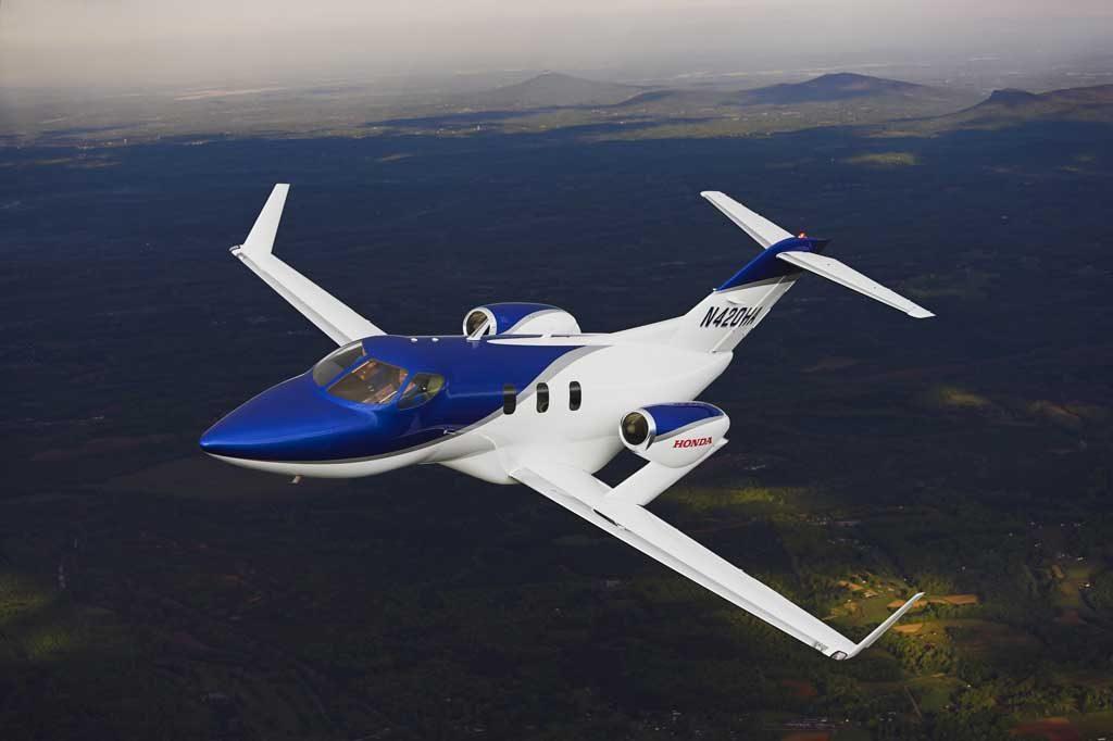 honda jet 2 1024x682 - HondaJet снова будет представлена на выставке деловой авиации Labace