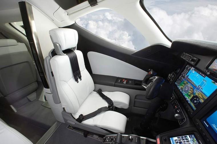 hondajet 2 free big - HondaJet снова будет представлена на выставке деловой авиации Labace