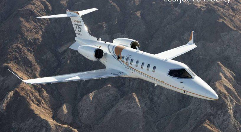 learjet 75 liberty 816x450 - Bombardier выпустит более доступную версию   Learjet 75