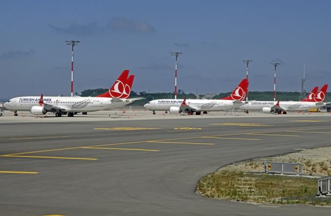maxturkishist - Turkish Airlines восполнила парк снятых с эксплуатации B737 MAX за счет флота дочерней AnadolutJet