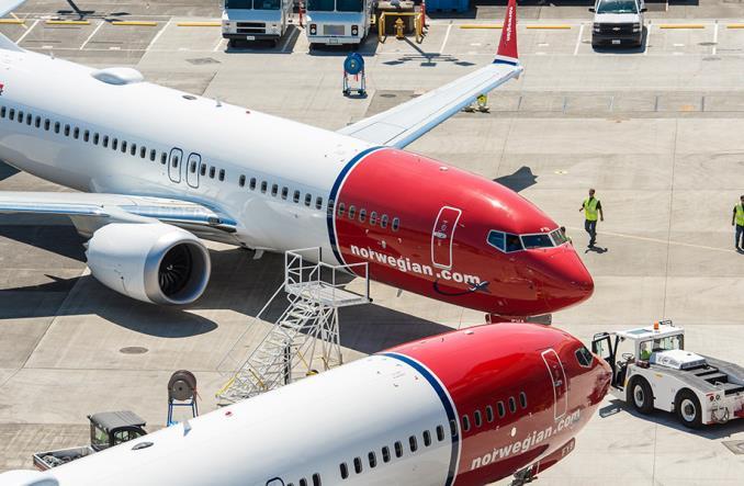 norwegian usa - Билеты из Европы в США по 175 евро?