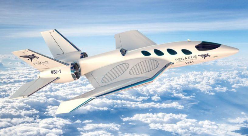 pegasus vbj1 1 1 990x660 816x450 - Компания из ЮАР разрабатывает деловой самолет с вертикальным взлетом и посадкой