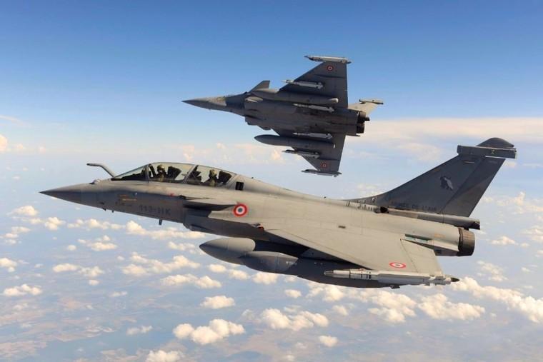 ВВС Индии получат первый Rafale в сентябре