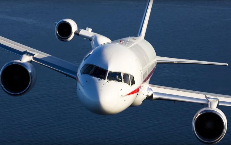 test bed 3 free big - Странные места установки двигателей на самолетах