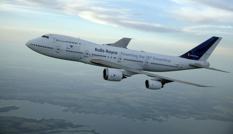 test bed 6 free big - Странные места установки двигателей на самолетах
