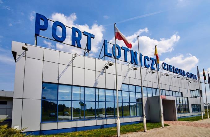 zielonagora - ACI Europe возмущена предложением экологов закрыть небольшие аэропорты