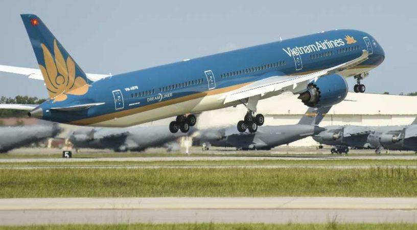 Вьетнамские авиалинии получили еще один Boeing 787 Dreamliner
