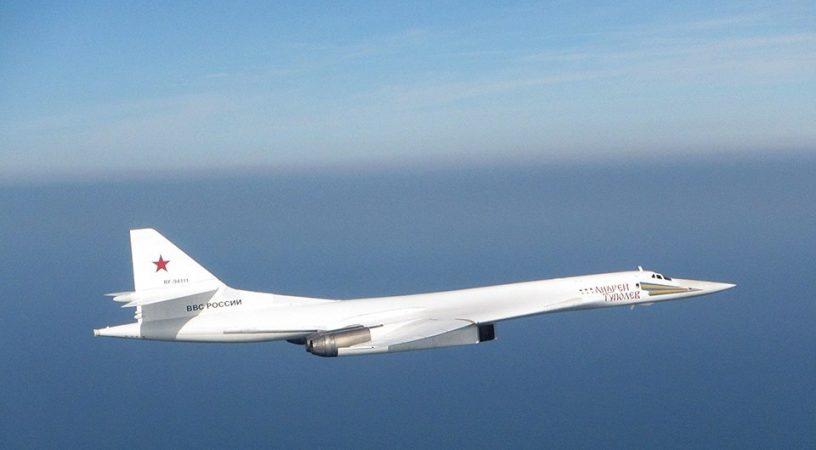 Tu 160 intercepted side 816x450 - Пассажирский вариант Ту-160 - реальный проект или технологическая авантюра?
