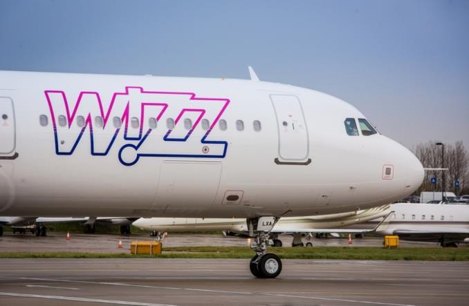 Wizz Air соединит Дебрецен с Бельгией и Украиной