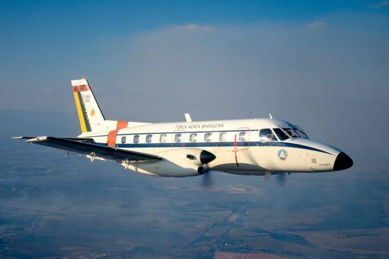 первыйсамолет производства Embraer