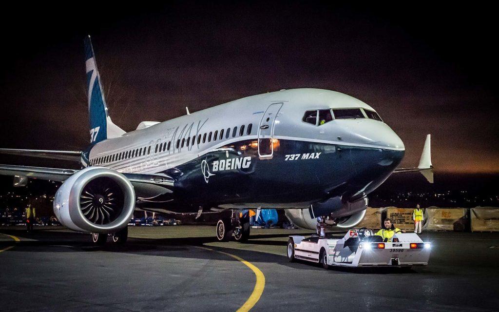 Отказ от Boeing MAX обходится авиакомпаниям в 1 миллиард долларов в месяц