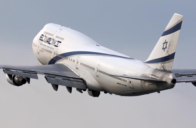 Boeing 747 авиакомпании El Al