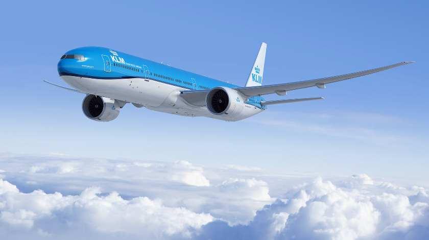 KLM расширит свой парк еще на два самолета Boeing 777
