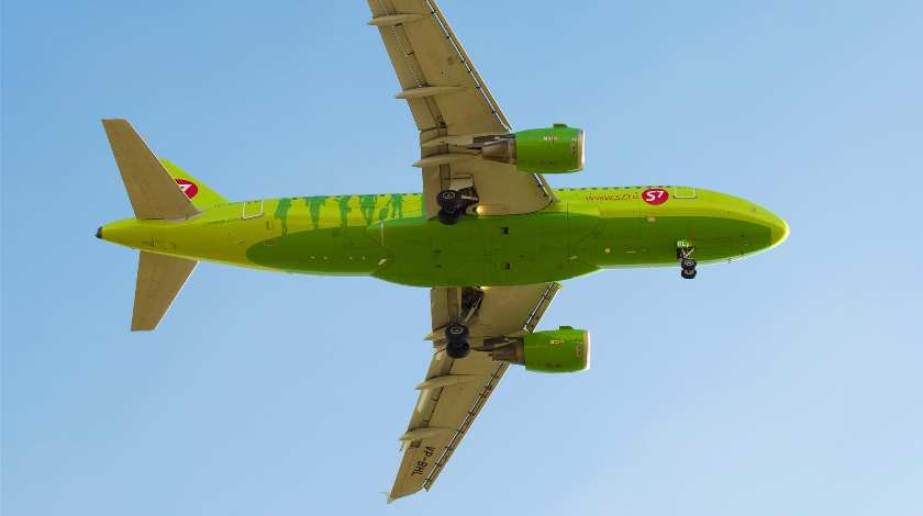 S7 Airlines отказывается от самолетов Airbus A319