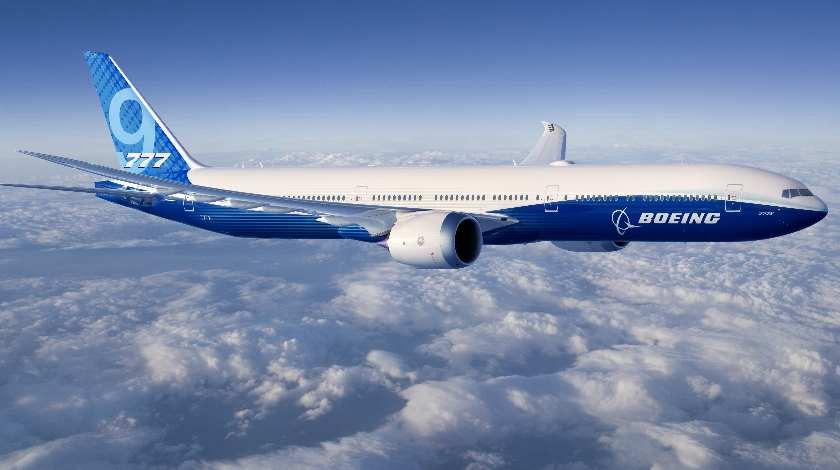 Нагрузочные испытания Boeing 777X приостановлены
