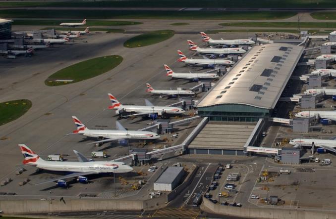 Аэропорт Хитроу, пассажирский терминал