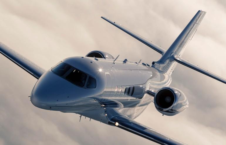 деловой самолет Citation Latitude