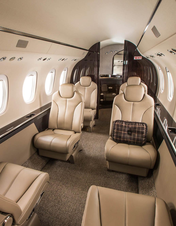 Volo a bordo di Citation Latitude – impressioni del nostro corrispondente dalla Fiera LABACE 2019