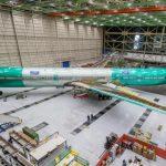 Новая проблема с Boeing B777X заставила приостановить его испытания